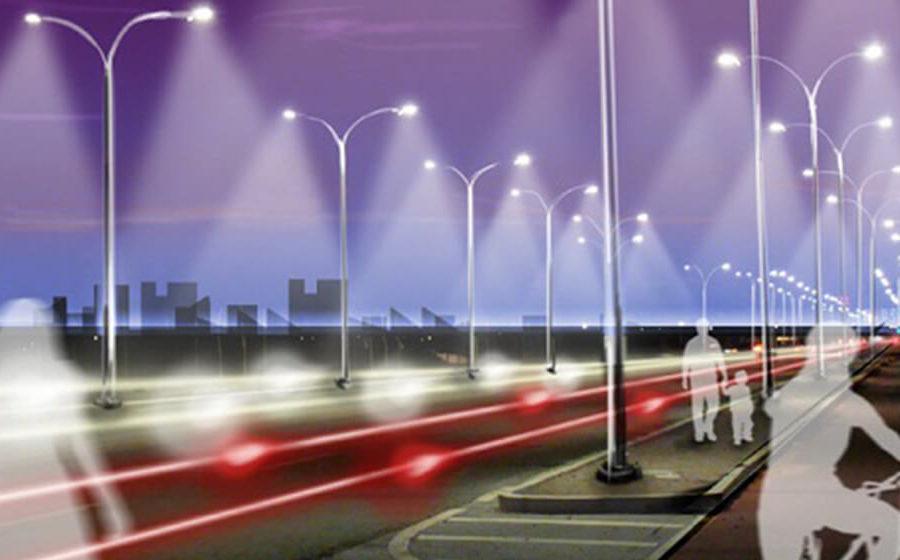 Αλλάζουμε τον φωτισμό της πόλης μας και εγκαθιστούμε πλατφόρμα Smart City