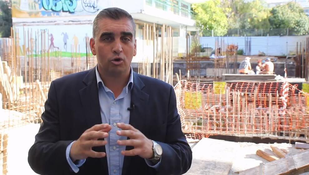 Η Αίθουσα Πολλαπλών χρήσεων του Ελληνικού γίνεται πραγματικότητα