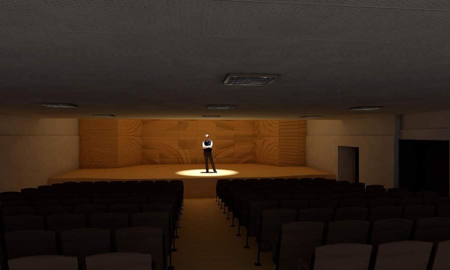 Το ιστορικό θέατρο Ολυμπίας ανακαινίζεται σε θεατρική σκηνή πρότυπο