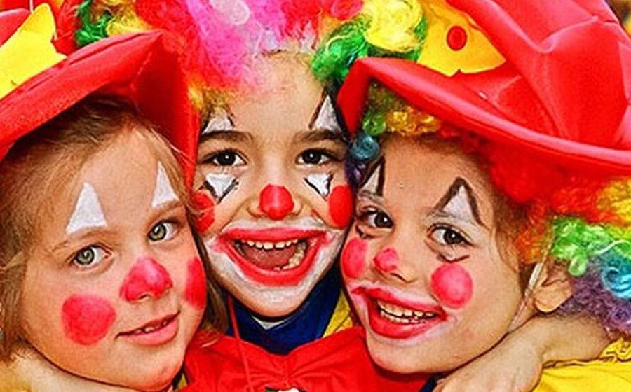 Αποκριάτικο Διαδραστικό Φεστιβάλ για παιδιά