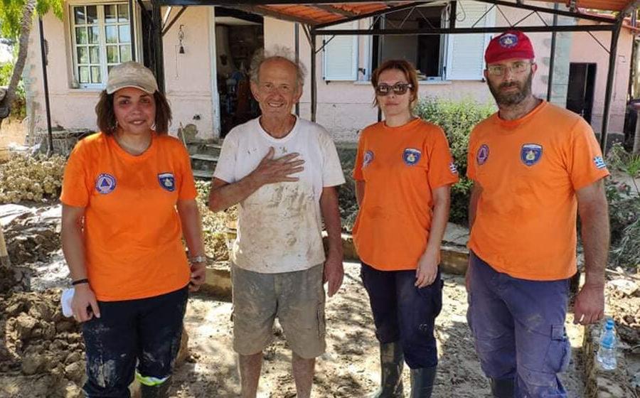 Μήνυμα Δημάρχου για την αποστολή βοήθειας στην Εύβοια