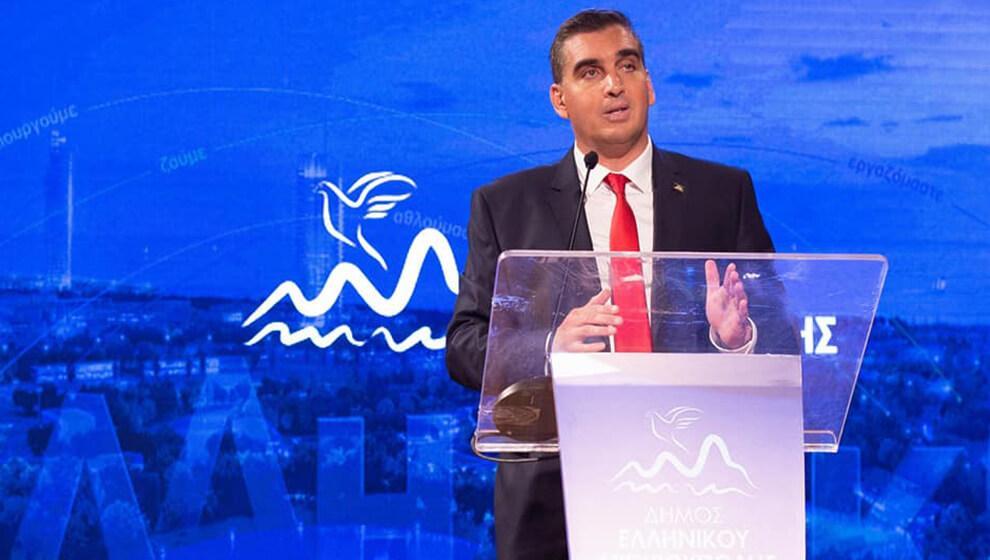 Αφιέρωμα του ΑΝΤ1 για την Επένδυση του Ελληνικού