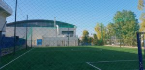 Ένα ακόμα γήπεδο ποδοσφαίρου 5χ5 παραδόθηκε για τα παιδιά της γειτονιάς