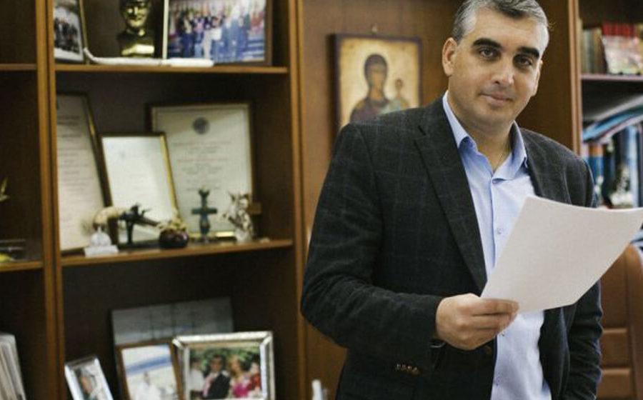 Συνέντευξη Δημάρχου σε εκπομπή του ΑΝΤ1
