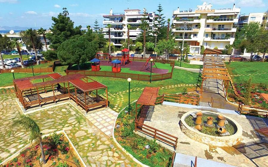 Ένα ακόμα Οικογενειακό πάρκο παραδόθηκε το Άνω Ελληνικό