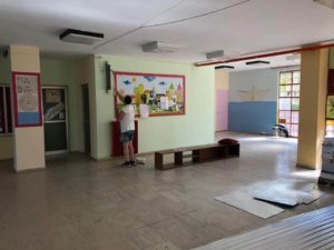 Εντατικές εργασίες συντήρησης στα σχολεία μας