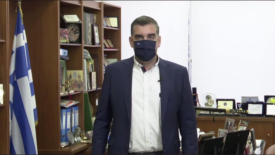 lockdown Δήμος σπίτι σας