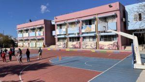 Εντατικές εργασίες συντήρησης στα σχολεία μας Γιάννης Κωνσταντάτος