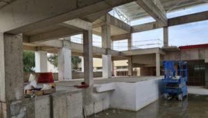 κτήριο πολλαπλών χρήσεων Ελληνικού Γιάννης Κωνσταντάτος