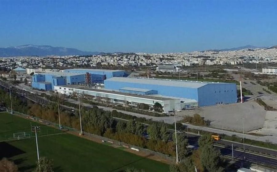 Mega εμβολιαστικό κέντρο Ελληνικό Γιάννης Κωνσταντάτος